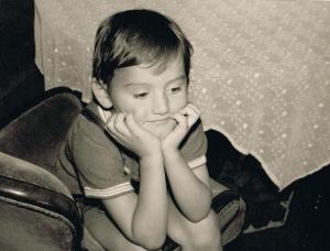 Kinderfoto-Sessel